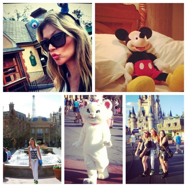 Ellen Jabour na Disney!