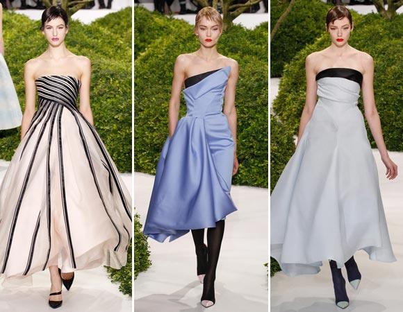 Dior na Semana de Moda de Paris