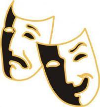 Resultado de imagem para mascaras do teatro tumblr